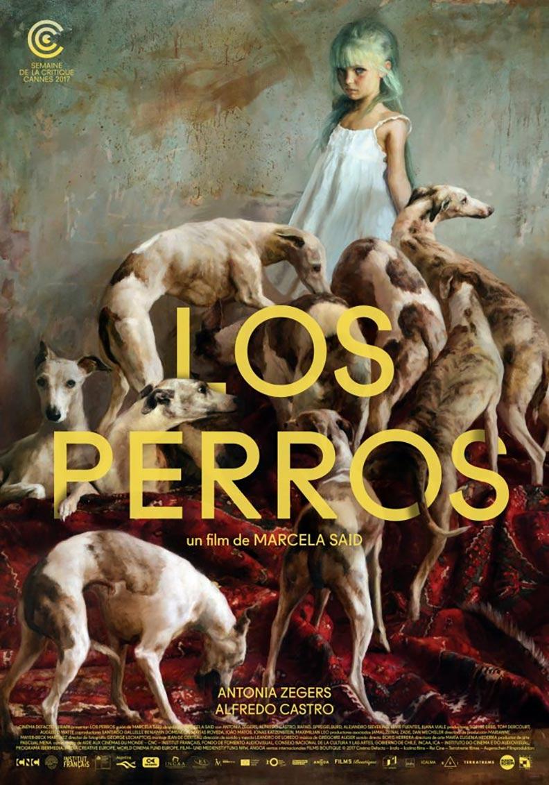 Los perros Poster #1