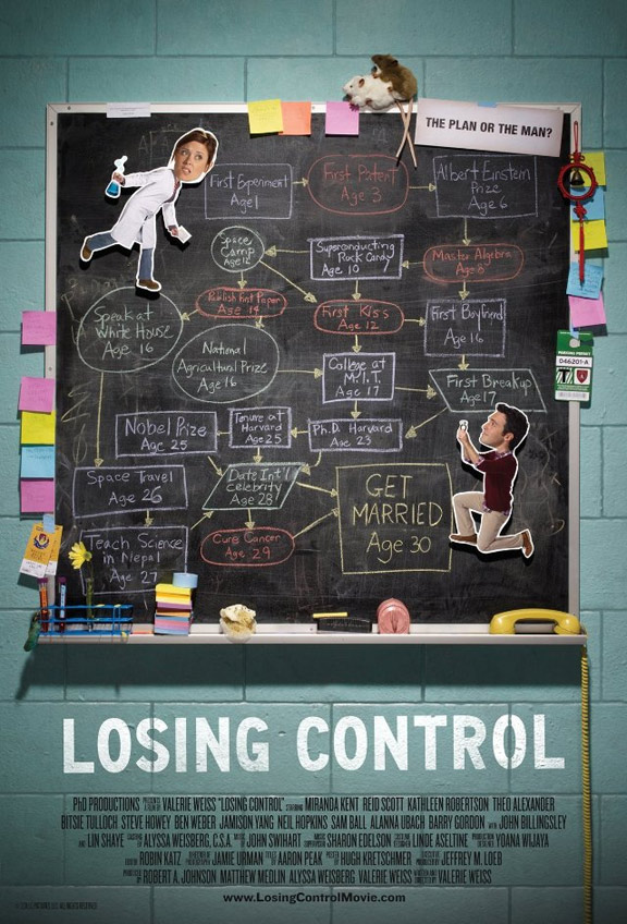 Losing Control Poster #1