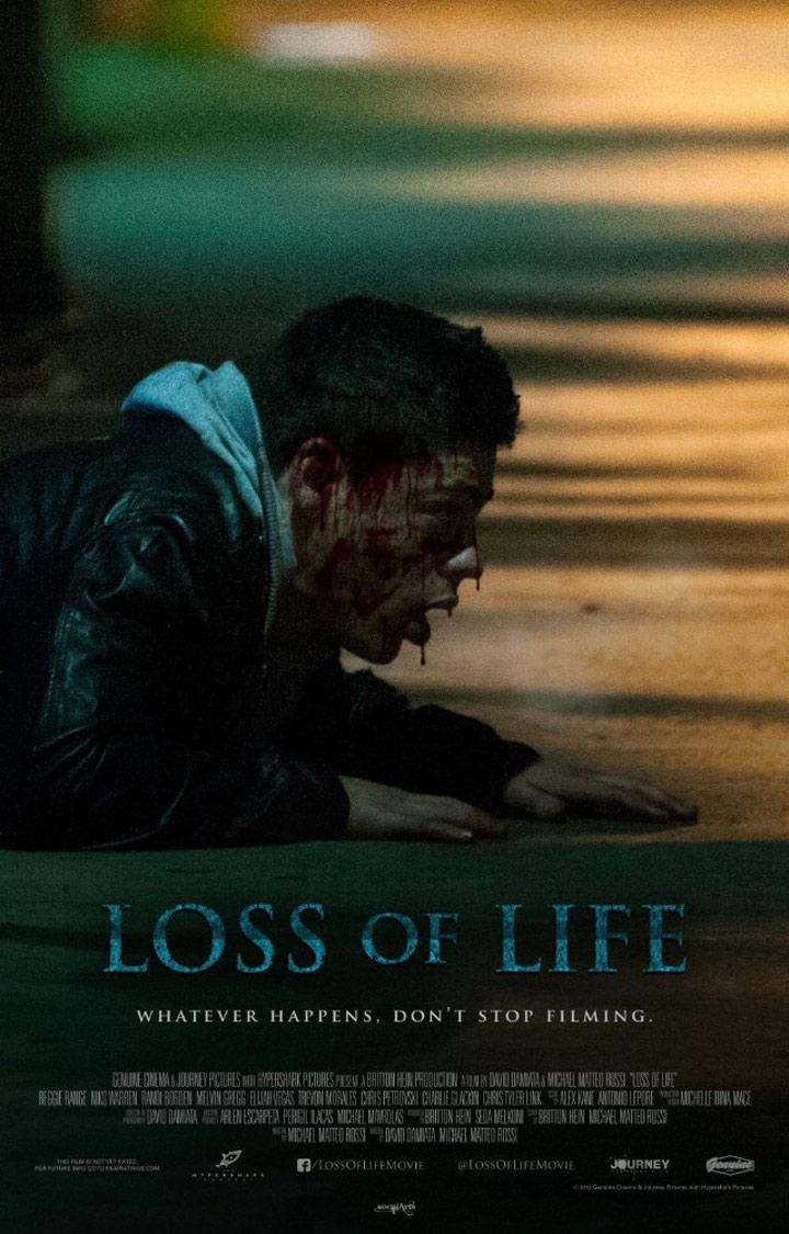 Loss of Life Poster #1