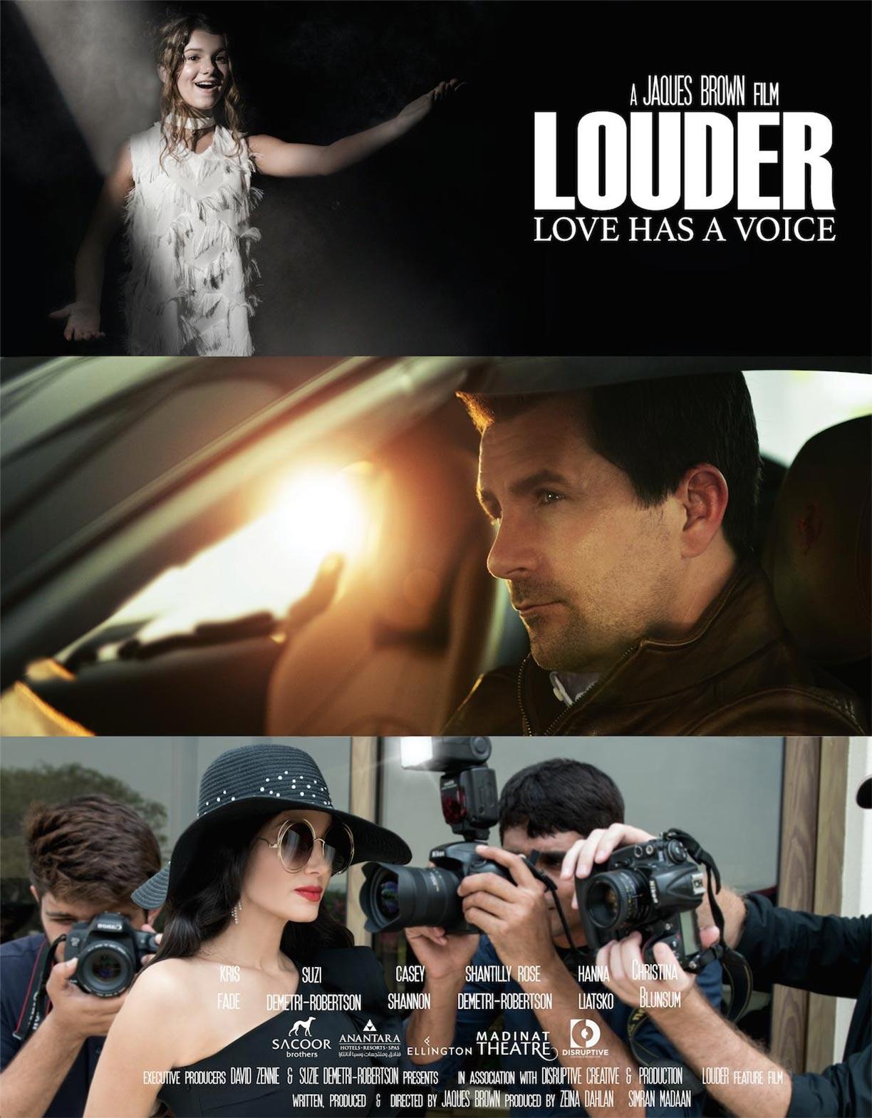Louder Poster #1