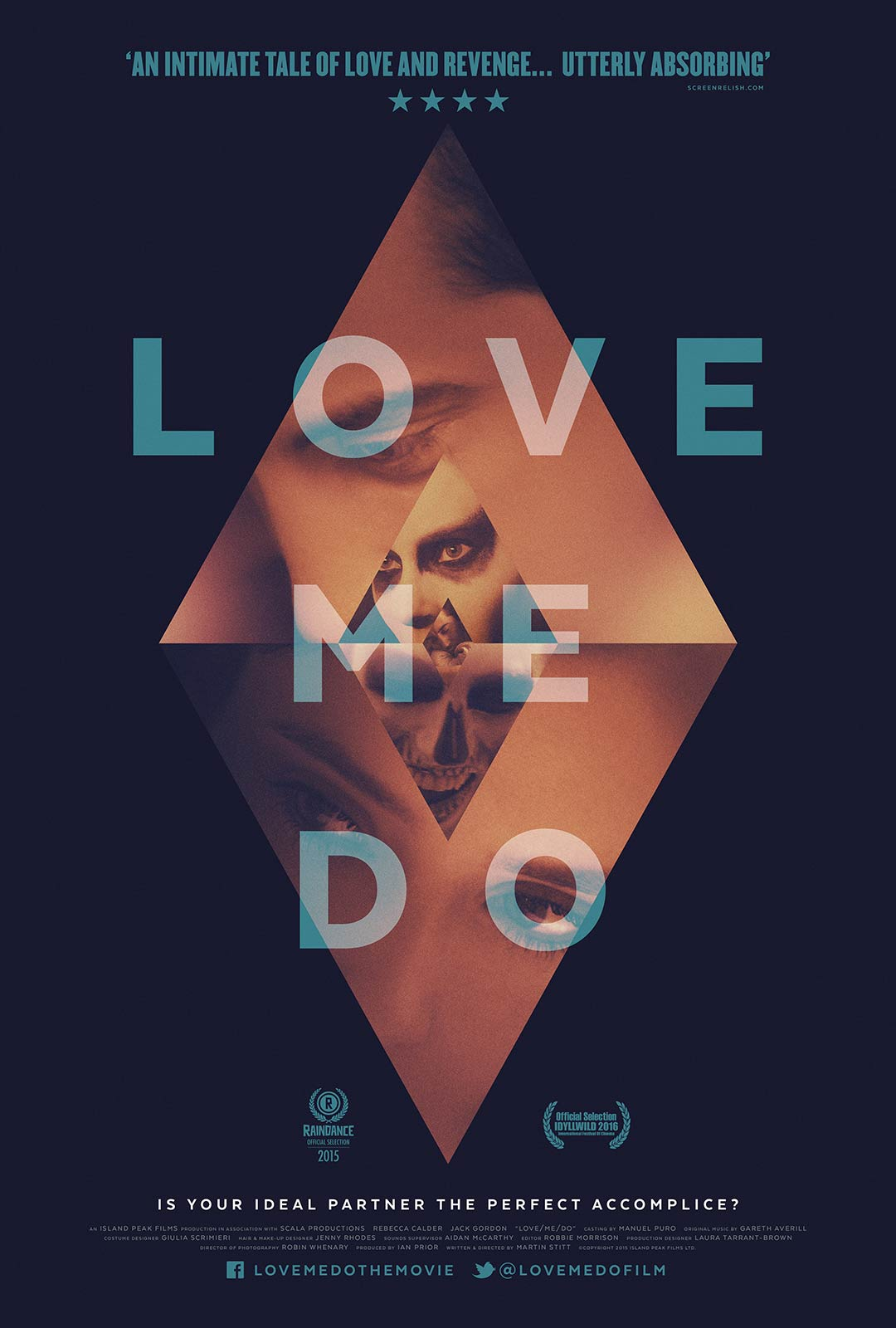 Love Me Do Poster #1