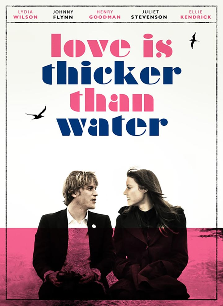 Love Is Thicker Than Water Poster #1
