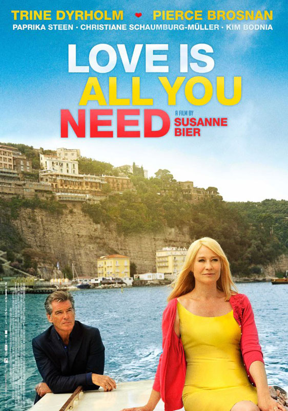 Love is All You Need Poster #1