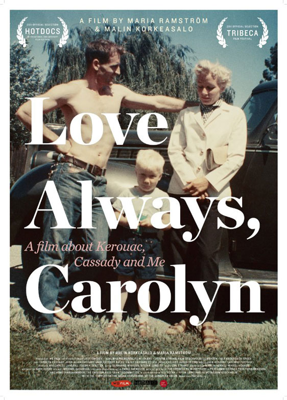 Love Always, Carolyn Poster #1