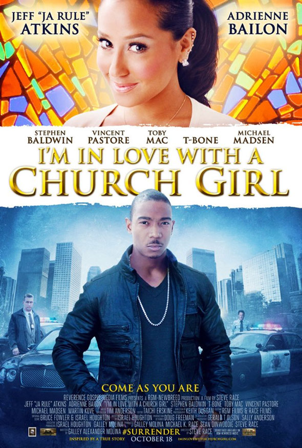 I'm in Love with a Church Girl Poster #1