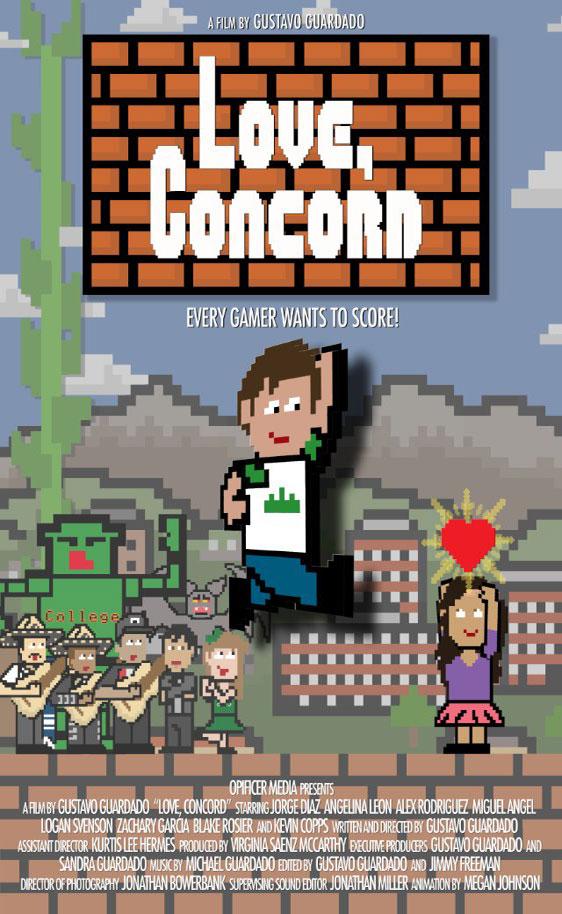 Love, Concord Poster #1