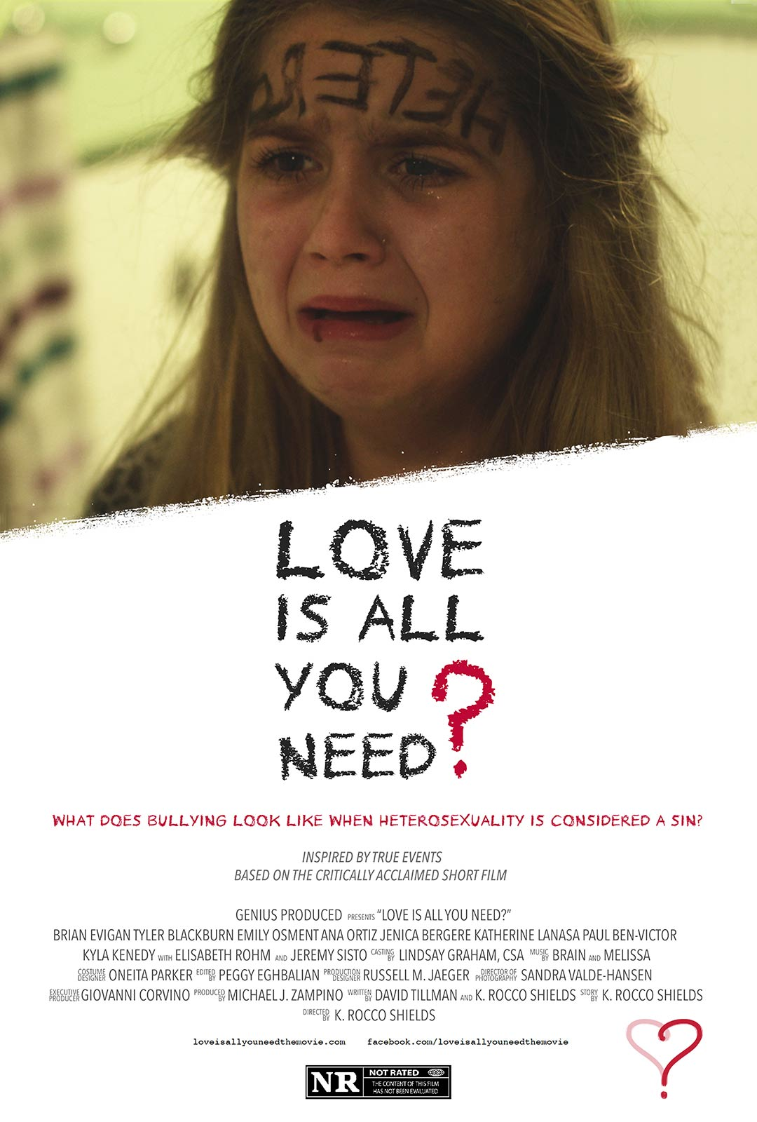 Love Is All You Need? Poster #2