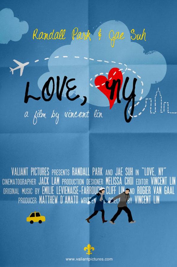 Love, NY Poster #1