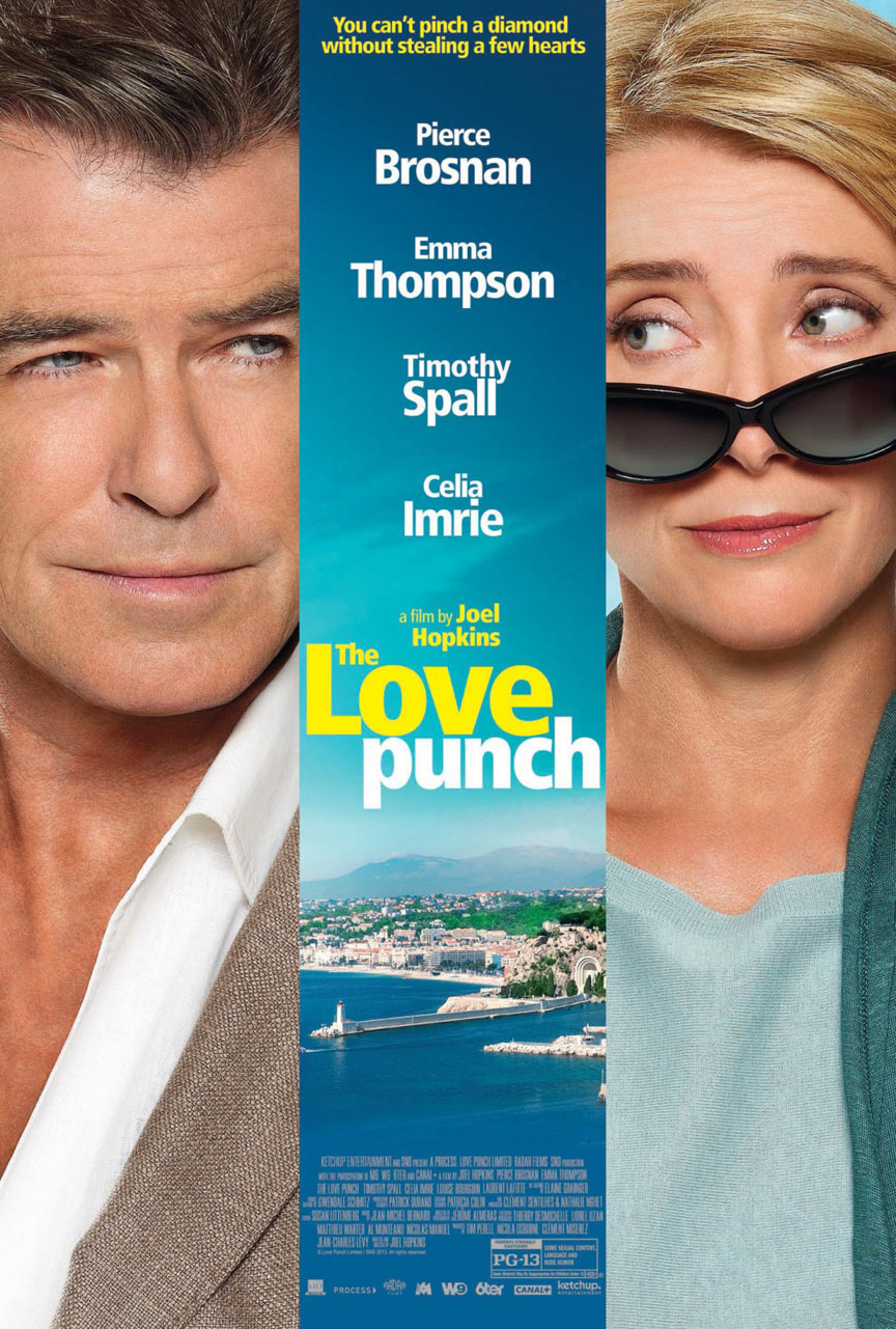 The Love Punch Poster #1
