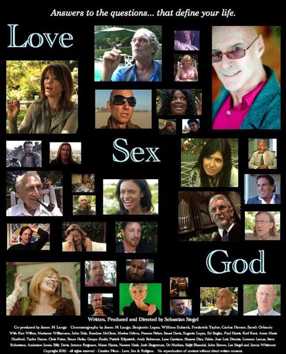 Awakening World (Love Sex God) Poster #1