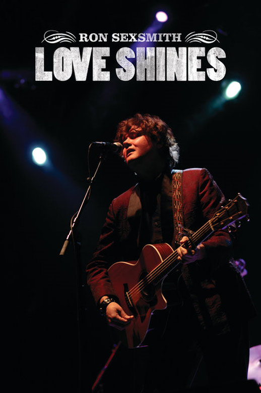 Love Shines Poster #1
