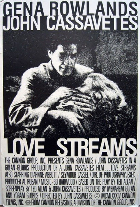 Love Streams Poster #1