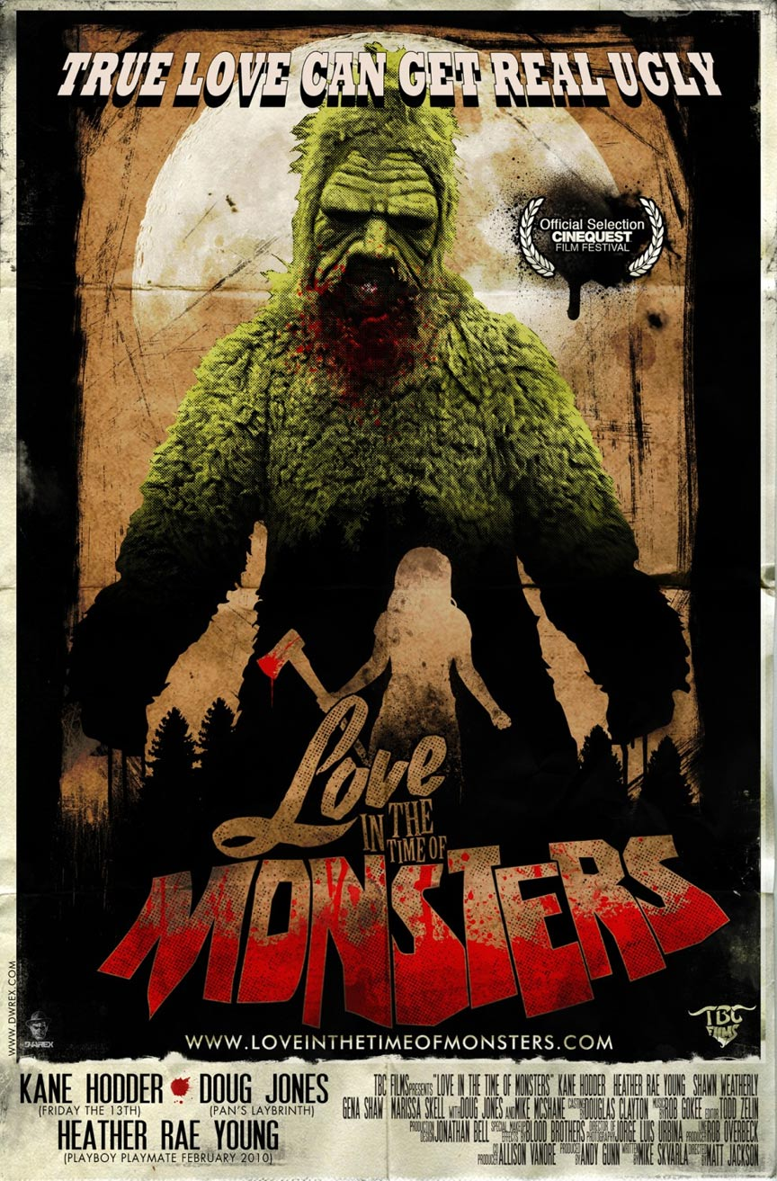 Love in the Time of Monsters Poster #1