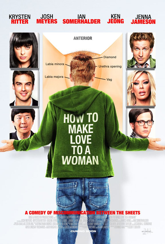 How to Make Love to a Woman Poster #1