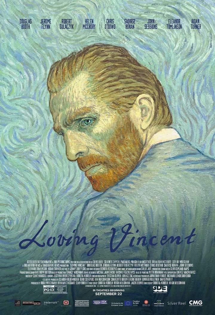 Loving Vincent Poster #1