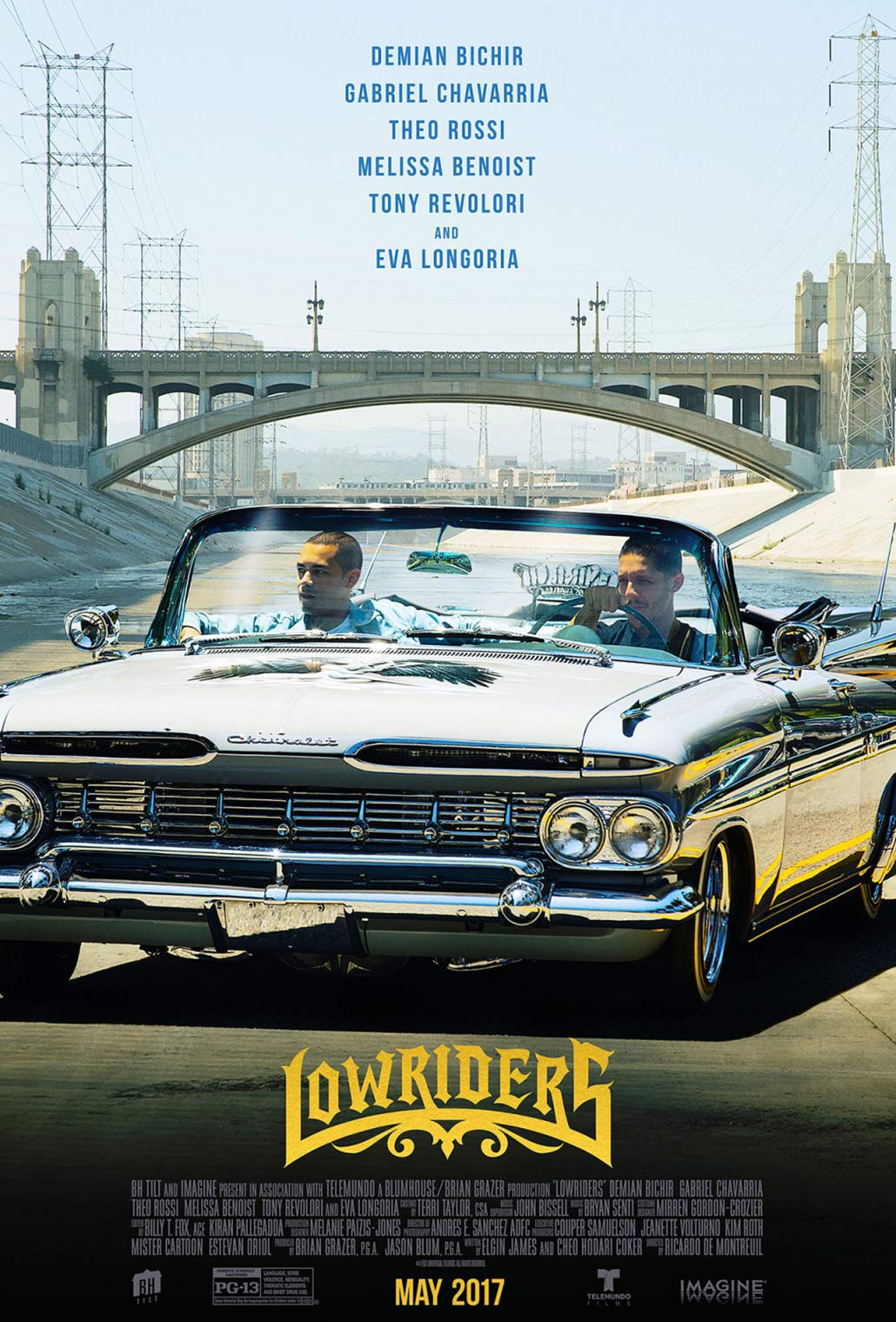 Lowriders Poster #2