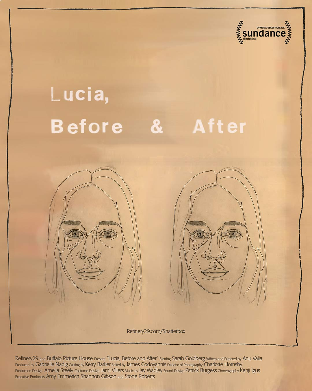 Lucia, Before and After Poster #1