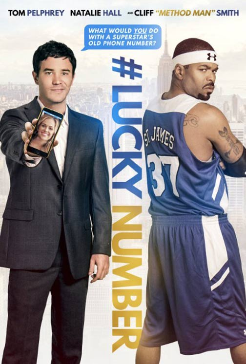 Lucky Number Poster #1