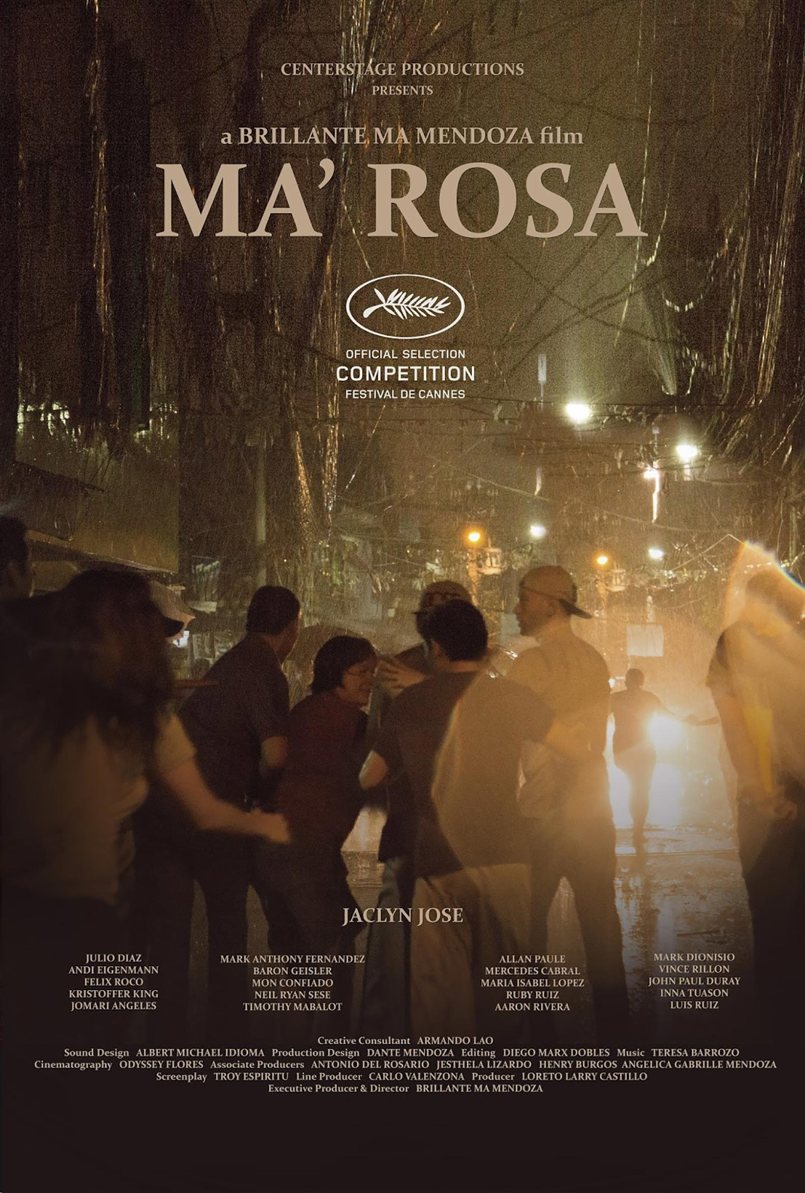 Ma' Rosa Poster #1