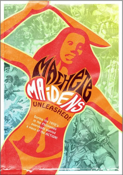 Machete Maidens Unleashed! Poster #2