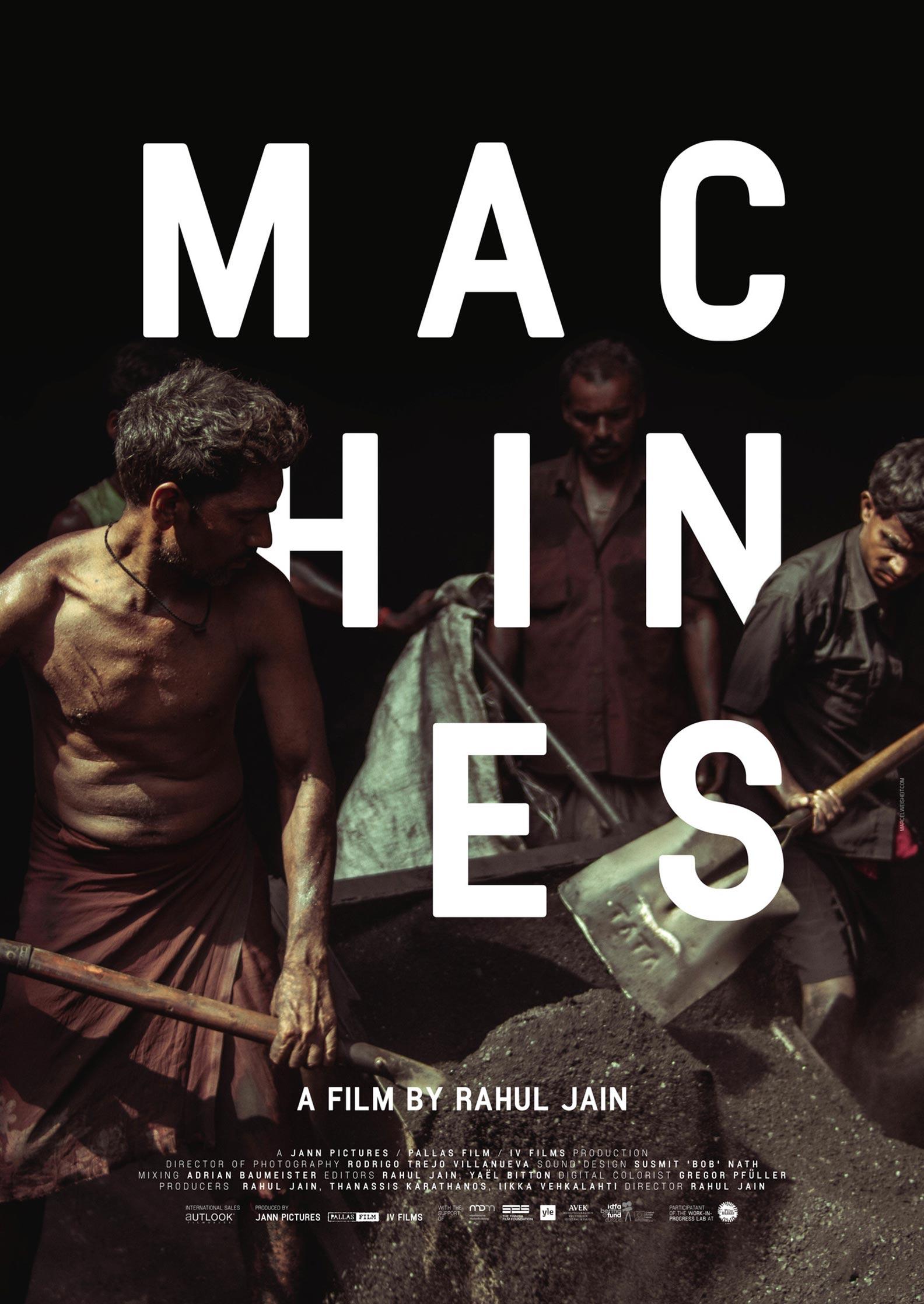 Machines Poster #1