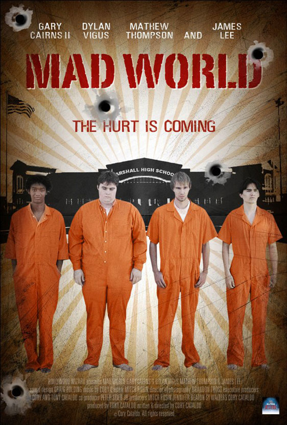 Mad World Poster #1
