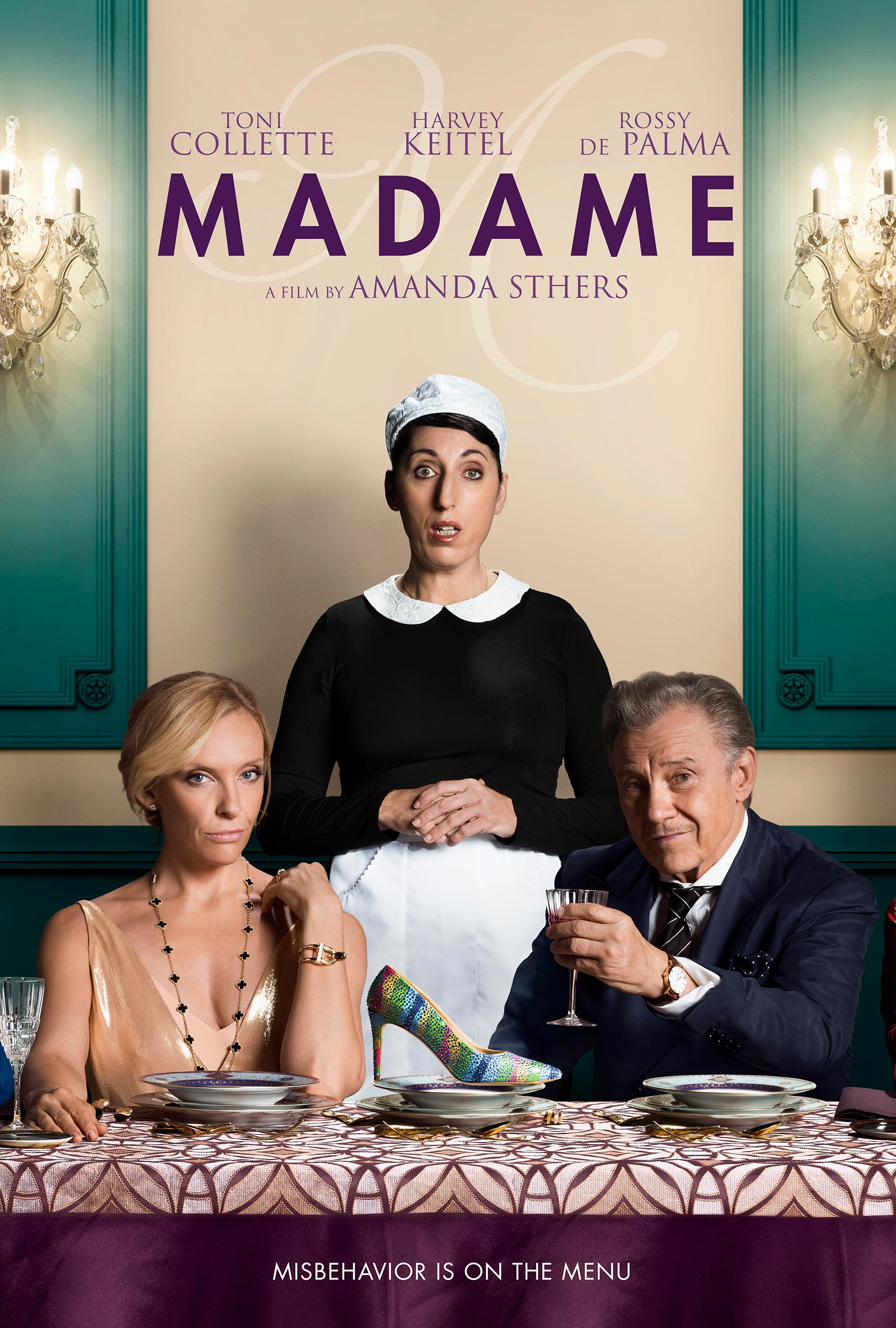 Madame Poster #1