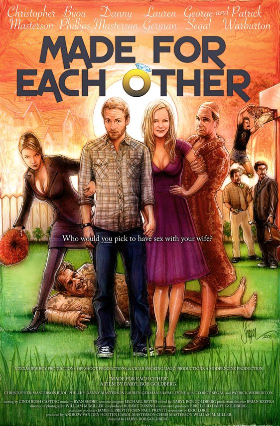 Made for Each Other Poster #3