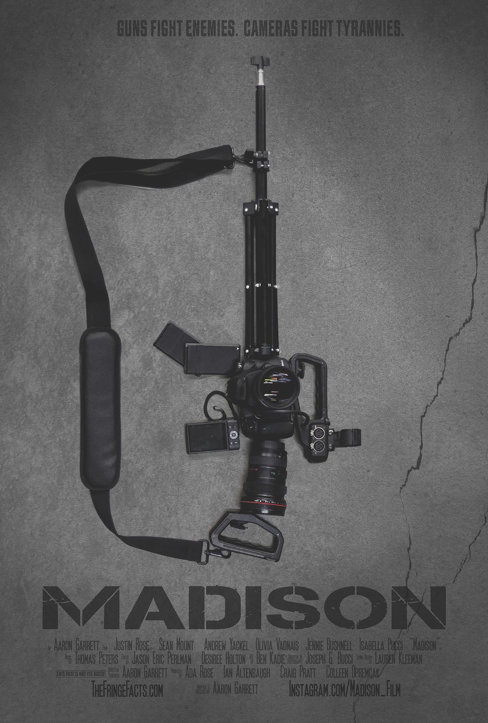 Madison Poster #1