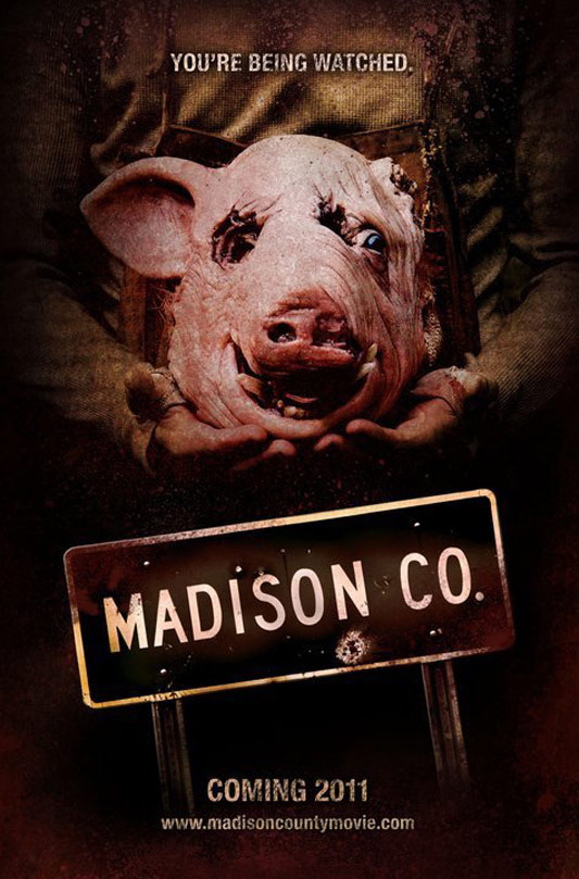 Madison County Poster #1