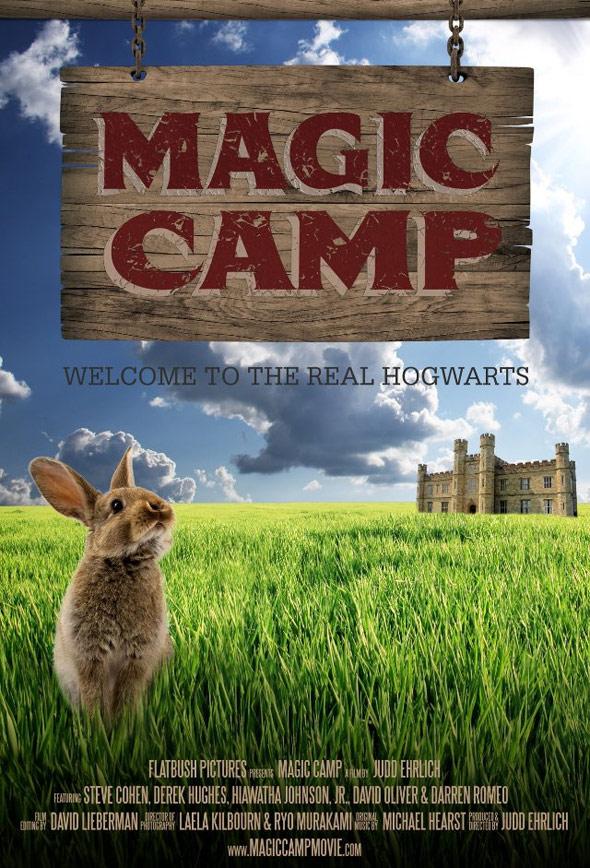 Magic Camp Poster #1