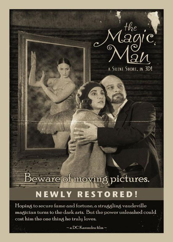 The Magic Man Poster #1