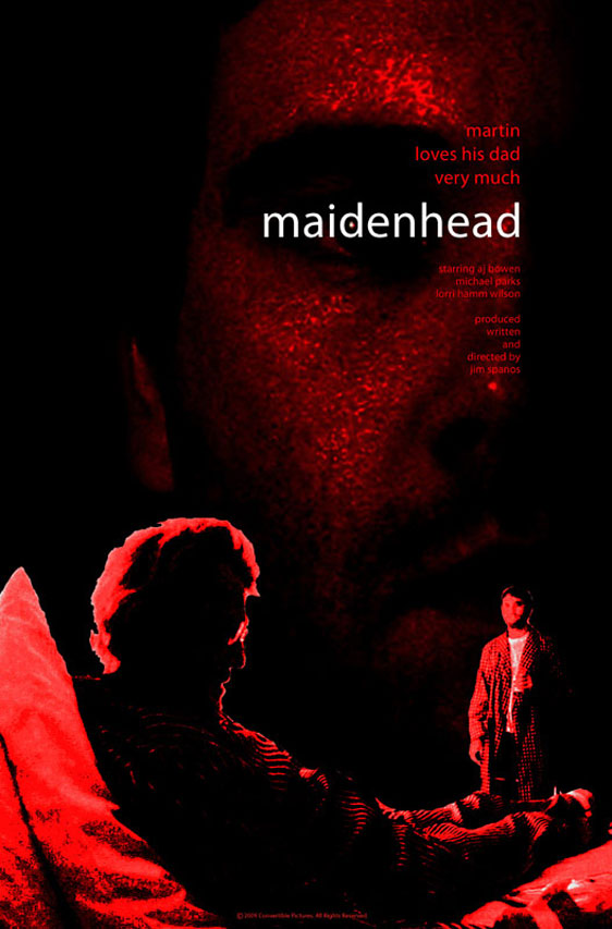 Maidenhead Poster #1