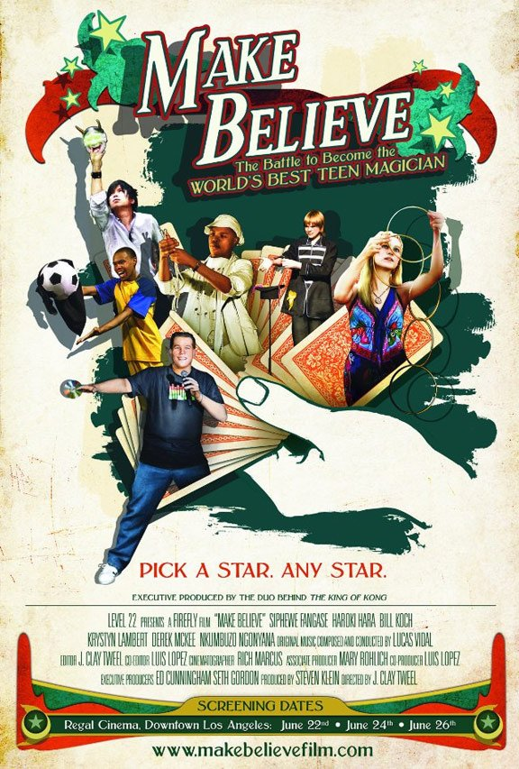 Make Believe Poster #1
