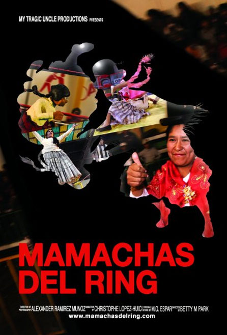 Mamachas del Ring Poster #2
