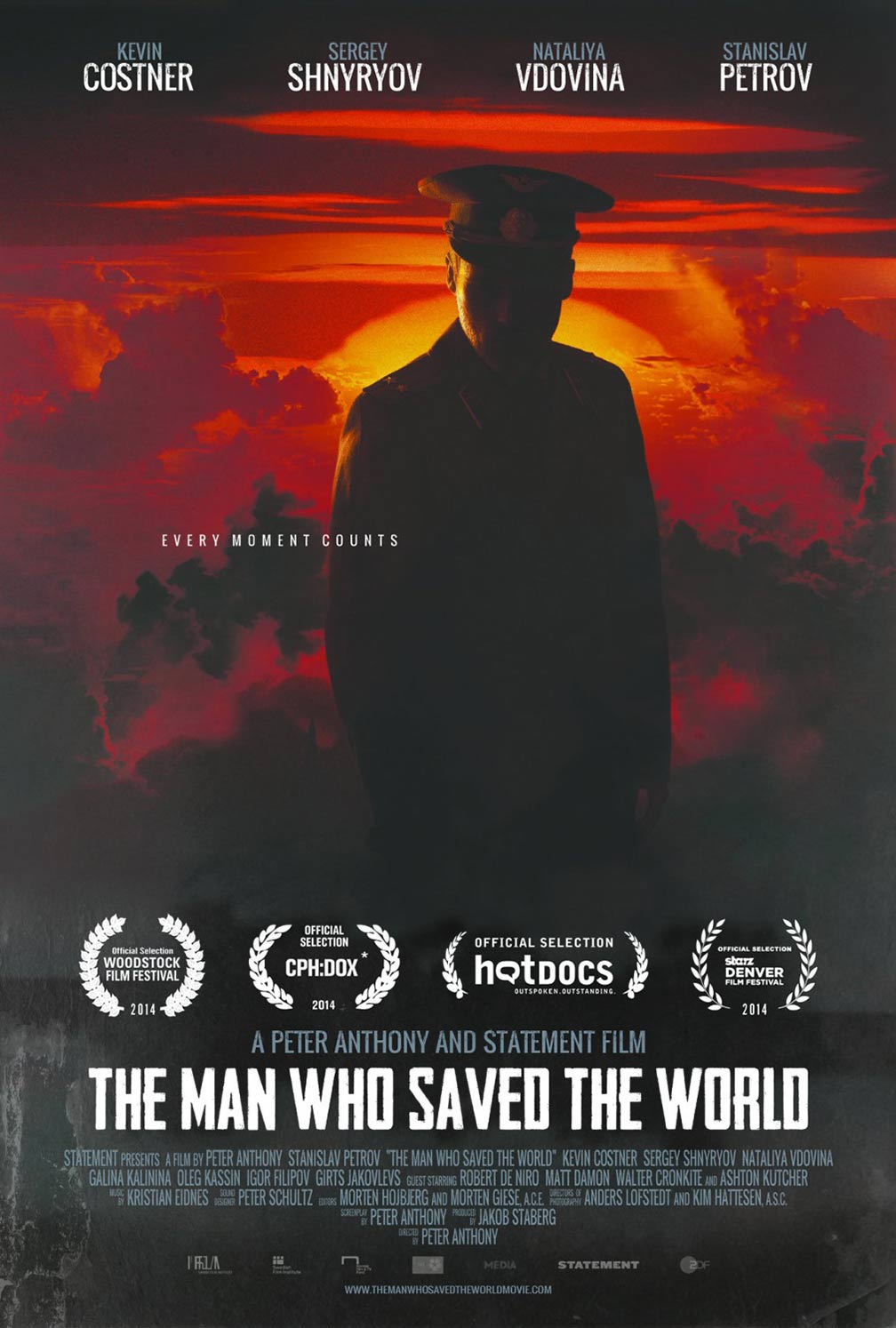 The Man Who Saved the World Poster #1