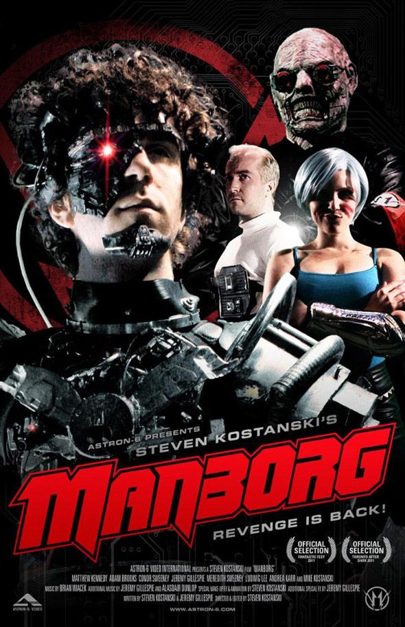 Manborg Poster #1
