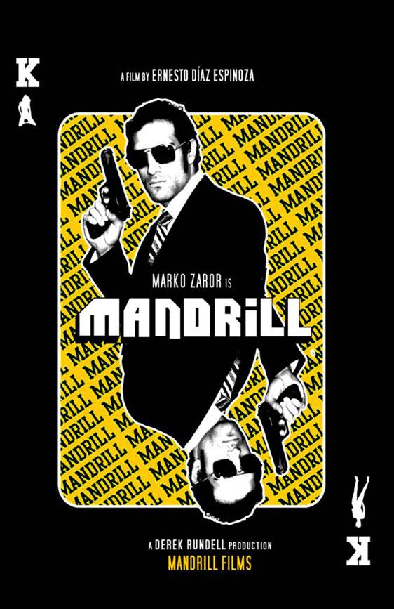 Mandrill Poster #1