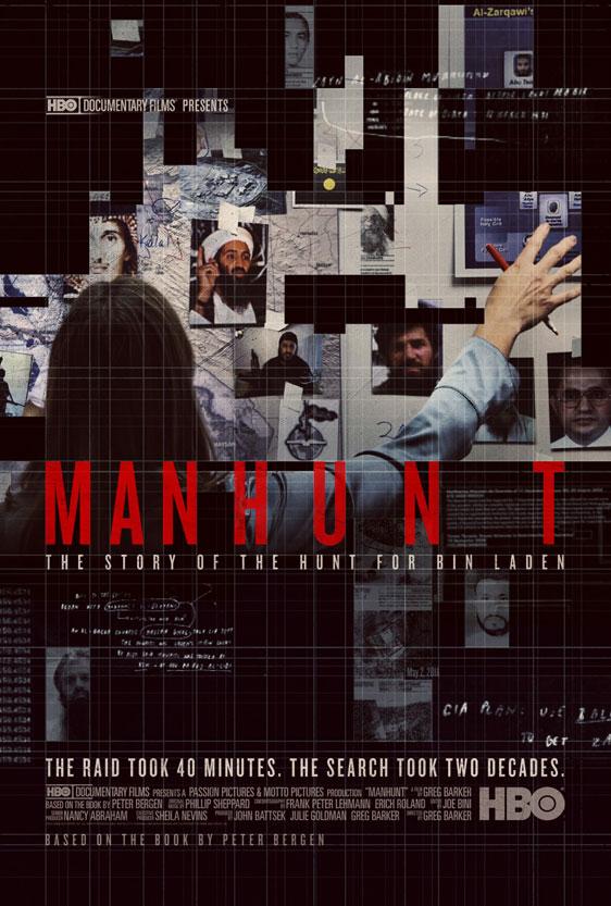 Manhunt Poster #1