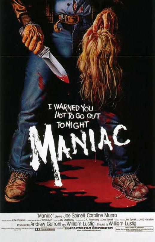 Maniac Poster #1