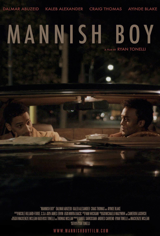 Mannish Boy Poster #1