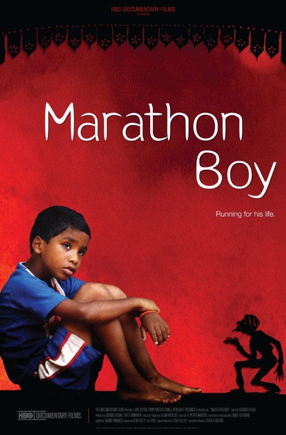 Marathon Boy Poster #1