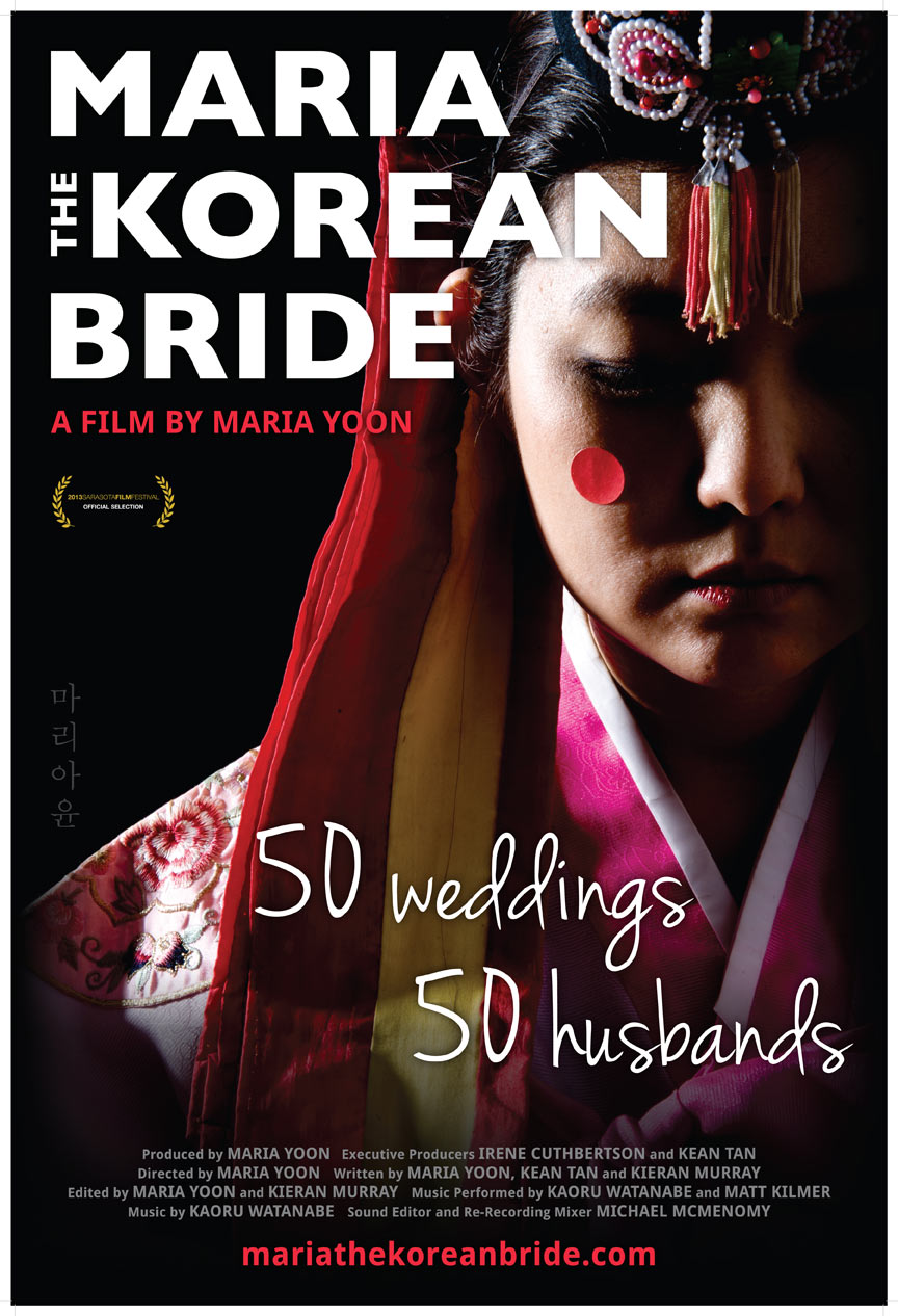 Maria the Korean Bride Poster #1