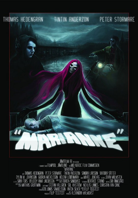 Marianne Poster #1