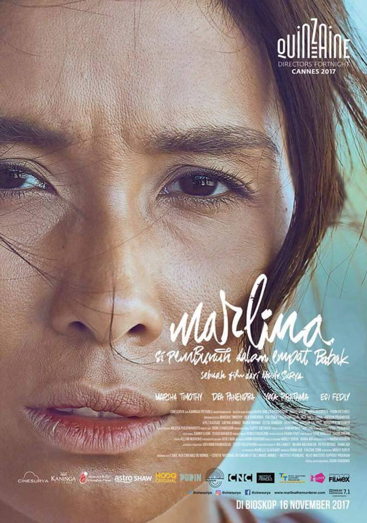 Marlina the Murderer in Four Acts Poster #1