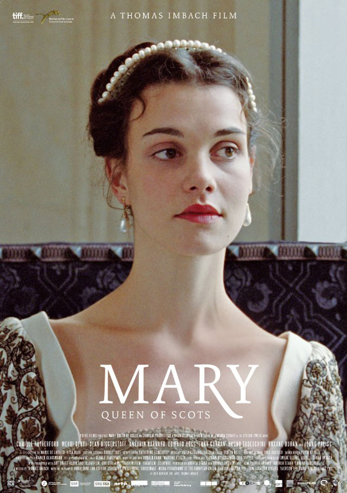 Mary, Queen of Scots Poster #1