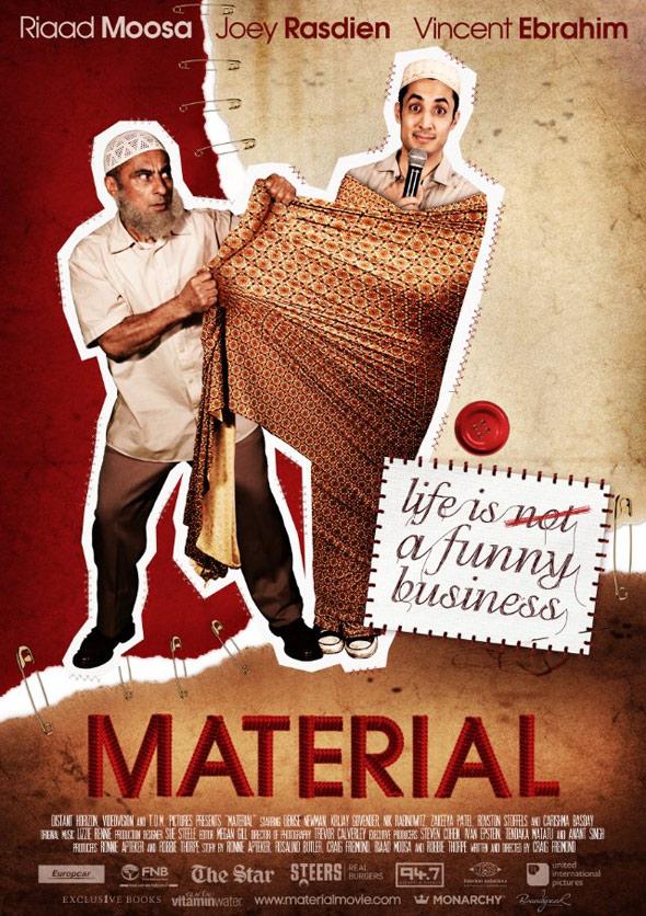 Material Poster #1