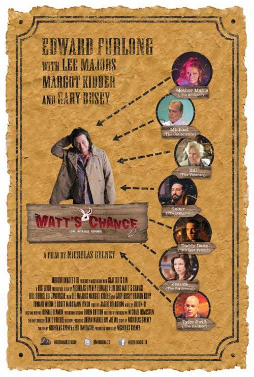 Matt's Chance Poster #1