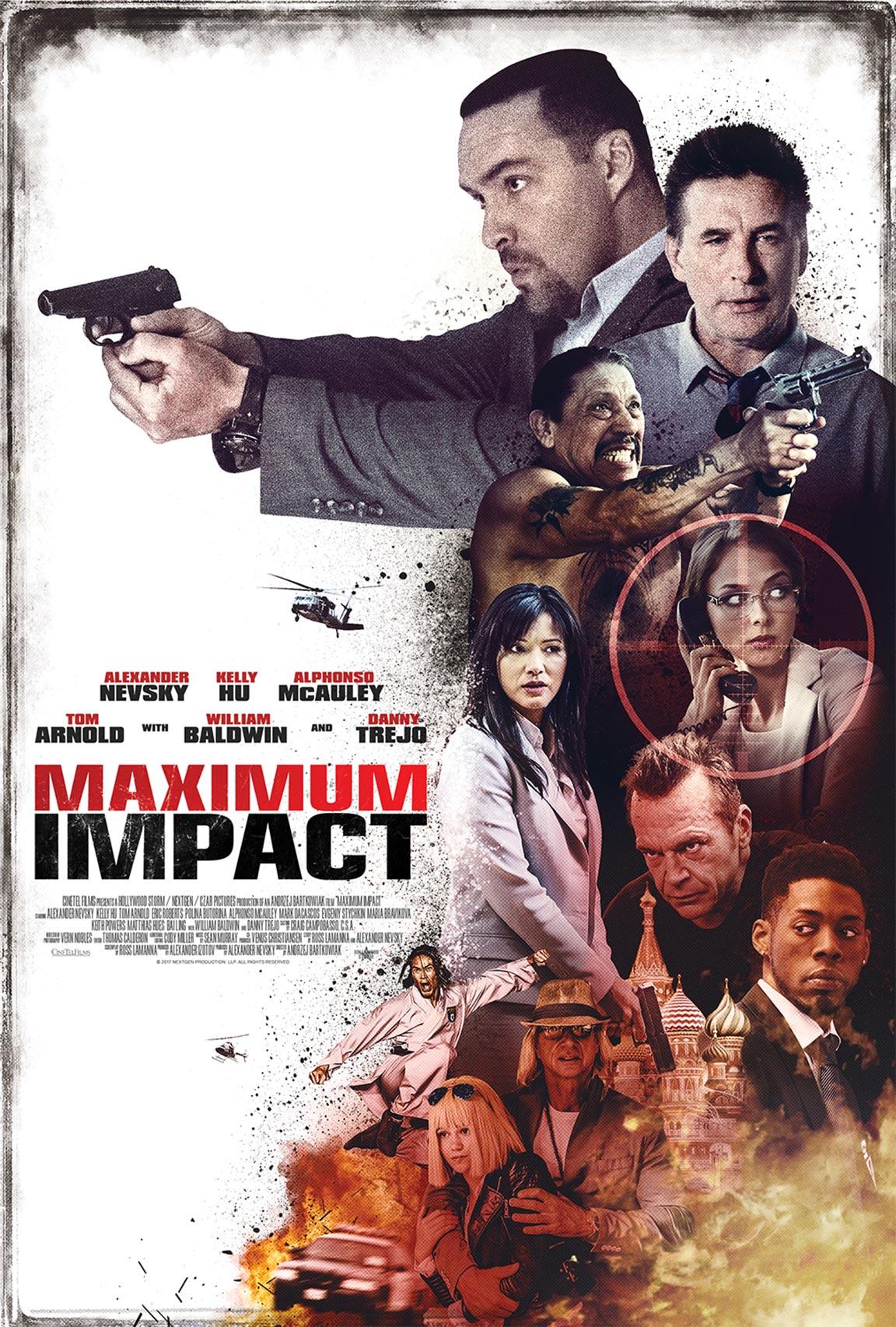 Maximum Impact Poster #1