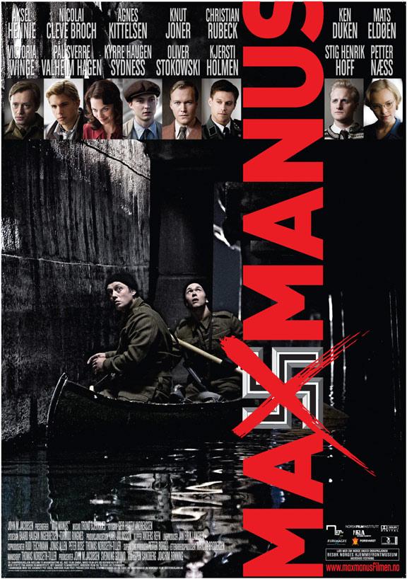 Max Manus Poster #1